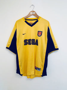 1999/01 Arsenal Away Shirt (XL) 8/10