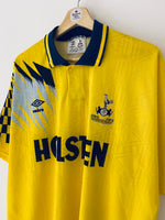 1991/95 Tottenham Away Shirt (XL) 8.5/10