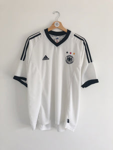 2002/04 Germany Home Shirt (XL) 7.5/10