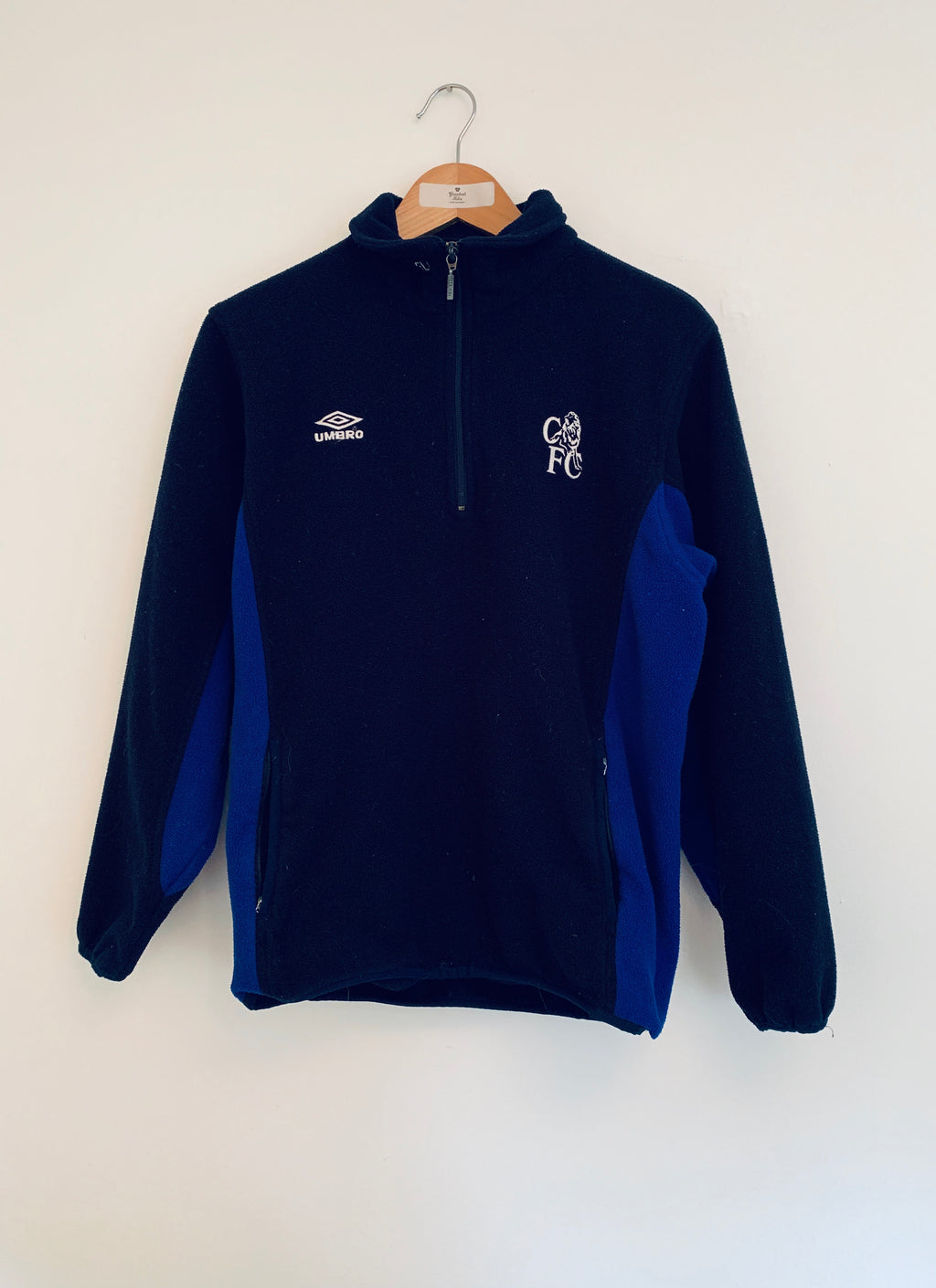 1999/01 Chelsea Training Jacket (S) 6/10