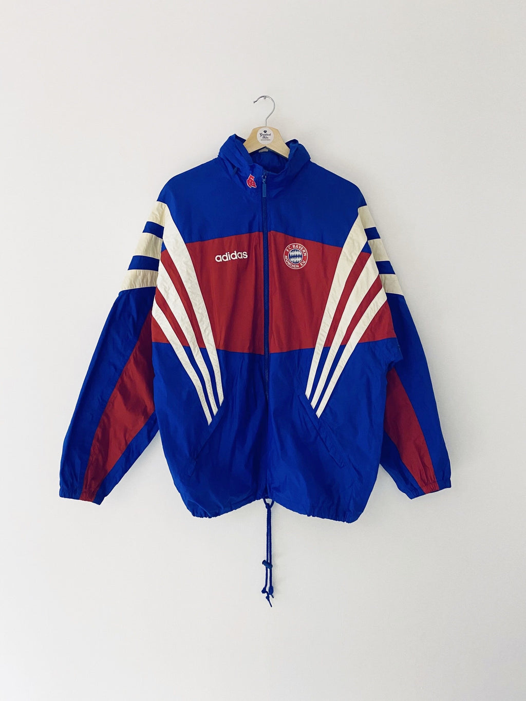 1995/96 Bayern Munich Training Jacket (M/L) 8/10