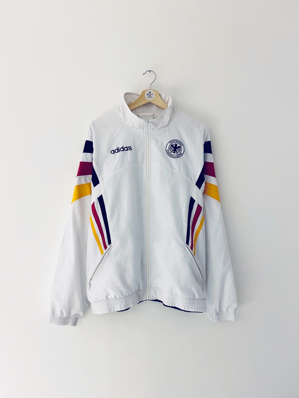1996/98 Germany Training Jacket (M/L) 9/10