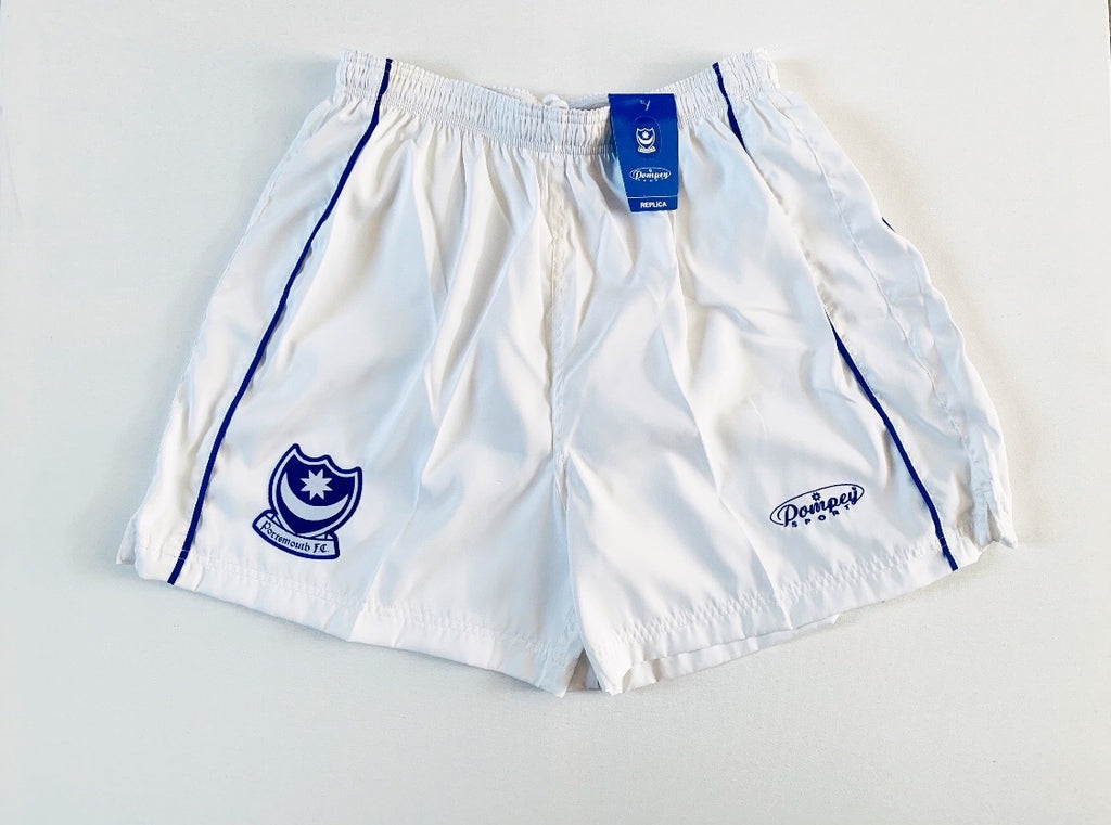 2000/02 Portsmouth Away Shorts (L) BNWT