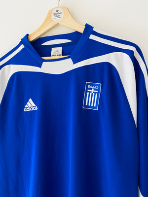 2004/06 Greece Home Shirt (XL) 9.5/10