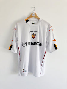 2003/04 Roma Away Shirt (XL) 9/10