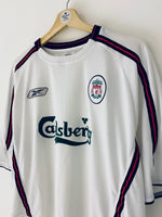 2003/05 Liverpool Away Shirt (XL) 7.5/10