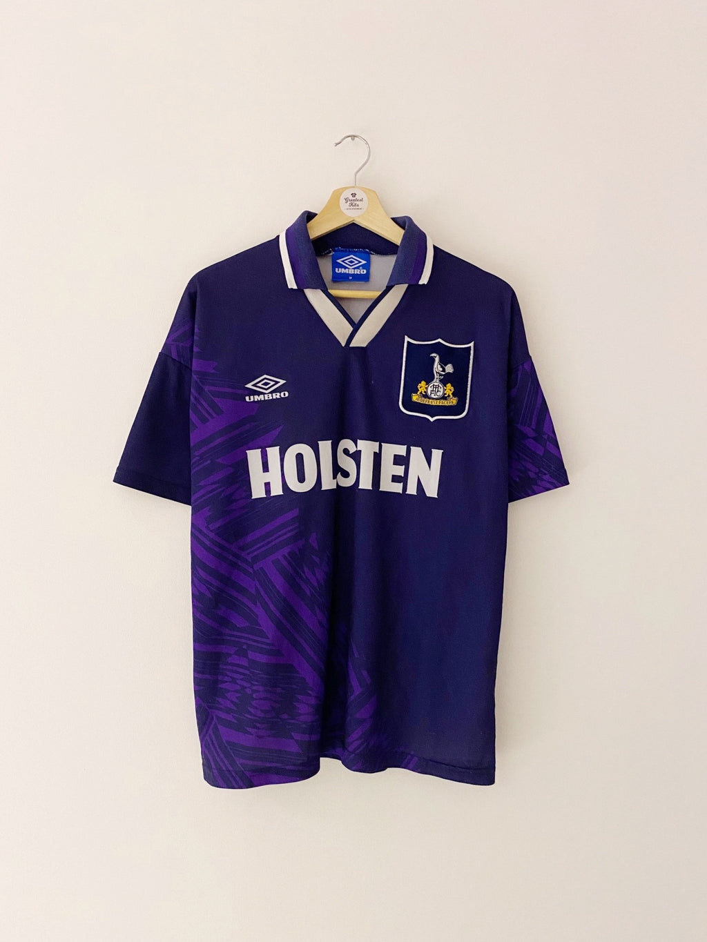 1994/95 Tottenham Hotspur Away Shirt (M) 7.5/10