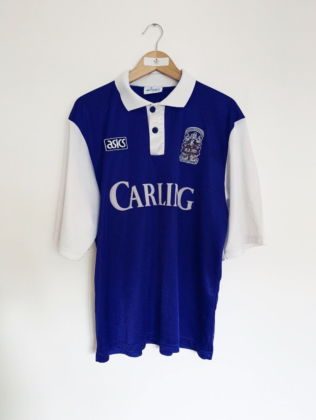1993/94 Stoke City Away Shirt (XL) 8/10