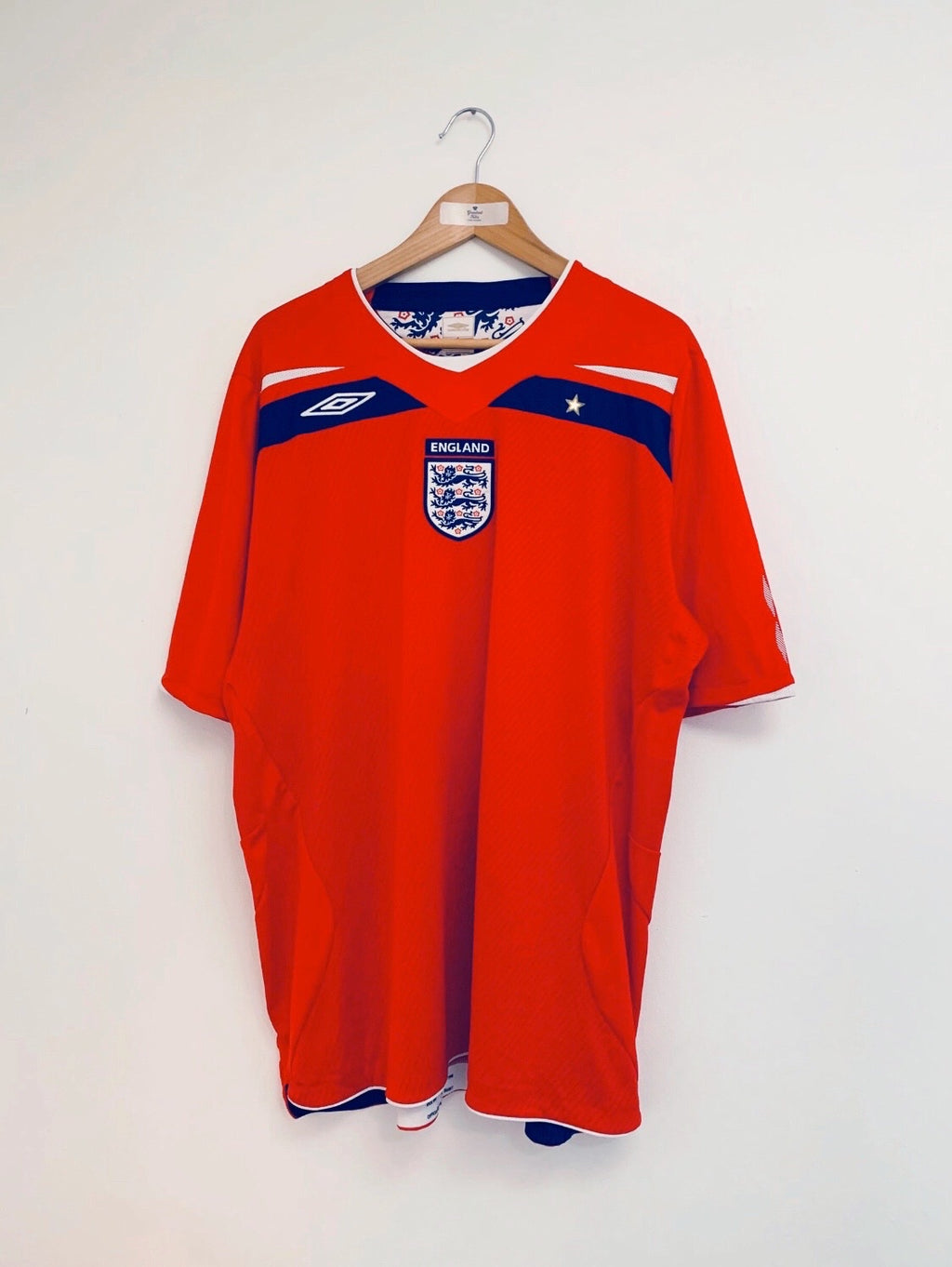 2008/10 England Away Shirt (XXL) 9/10