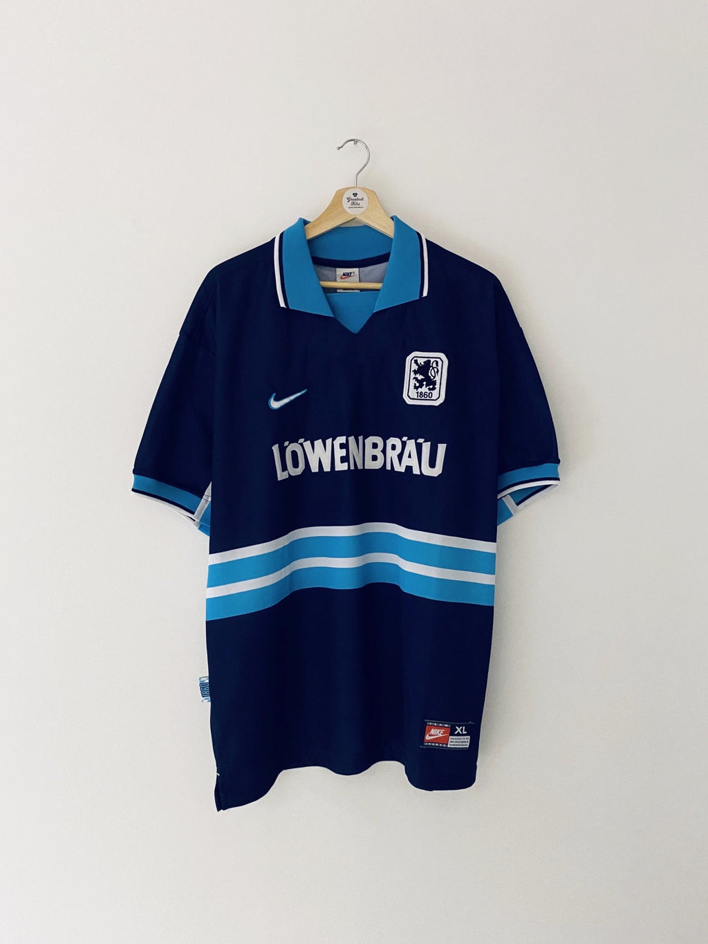 1997/98 1860 Munich Away Shirt (XL) 9/10