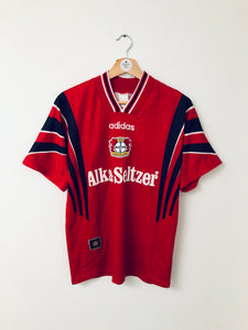 1996/97 Bayer Leverkusen Home Shirt (S)
