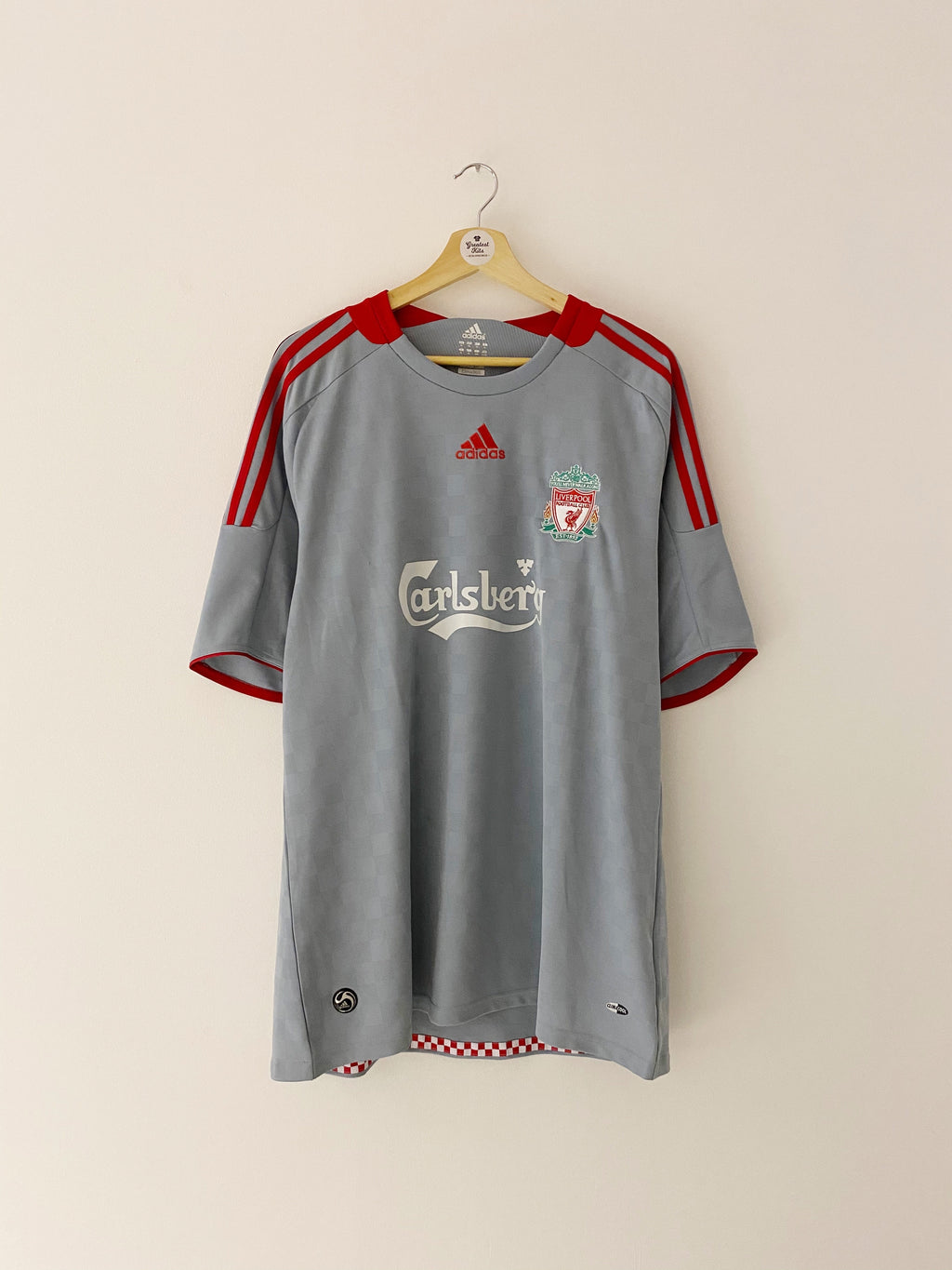 2008/09 Liverpool Away Shirt (XL) 8.5/10
