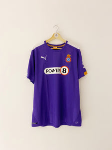 2014/15 Espanyol Away Shirt (XL) 9/10