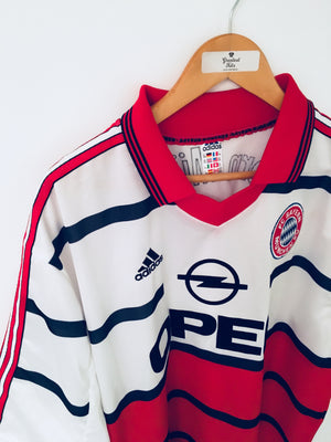 1998/00 Bayern Munich Away Shirt (XXL)