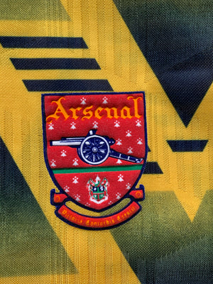1991/93 Arsenal Away Shirt (L/XL) 10/10