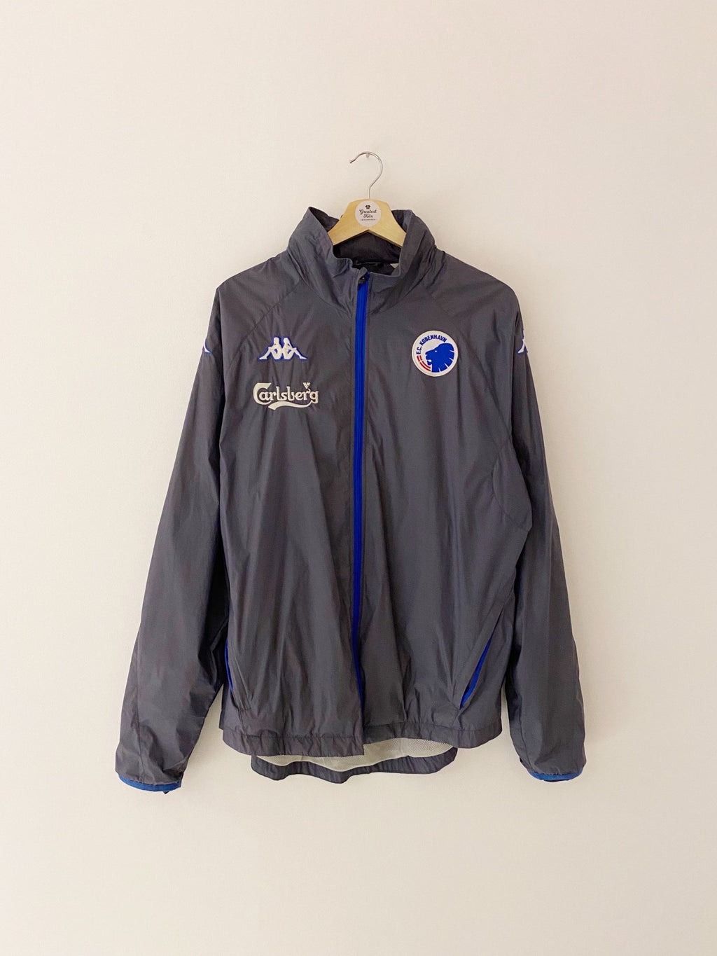 2008/09 FC Copenhagen Training Jacket (L) 9/10