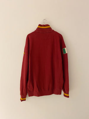2008/09 Roma Training Jacket (3XL) 8.5/10