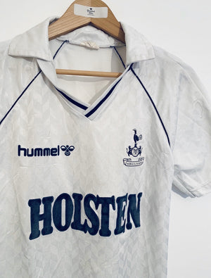 1987/89 Tottenham Home Shirt (XS) 6/10