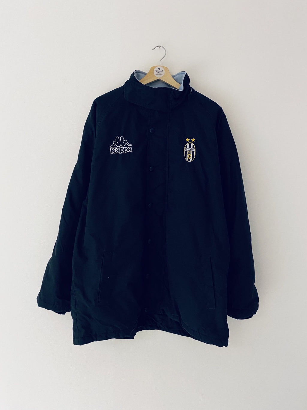 1998/99 Juventus Bench Coat (L) 8/10