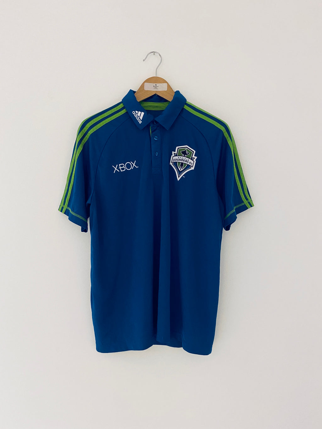 2011 Seattle Sounders Polo Shirt (L) 9/10