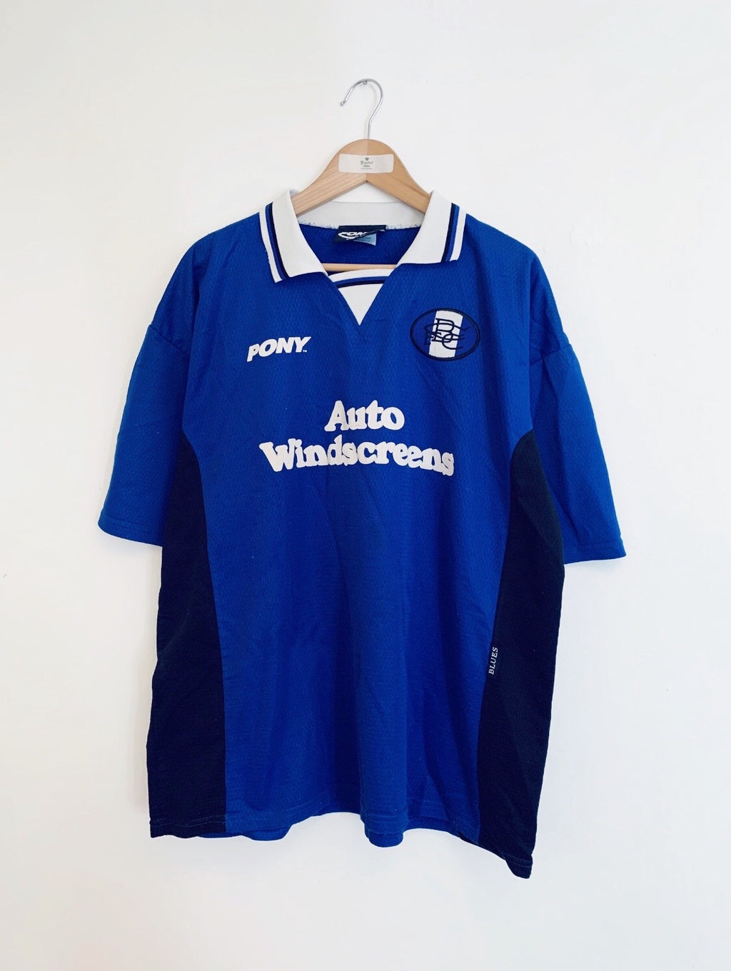 1996/97 Birmingham Home Shirt (XL) 6.5/10