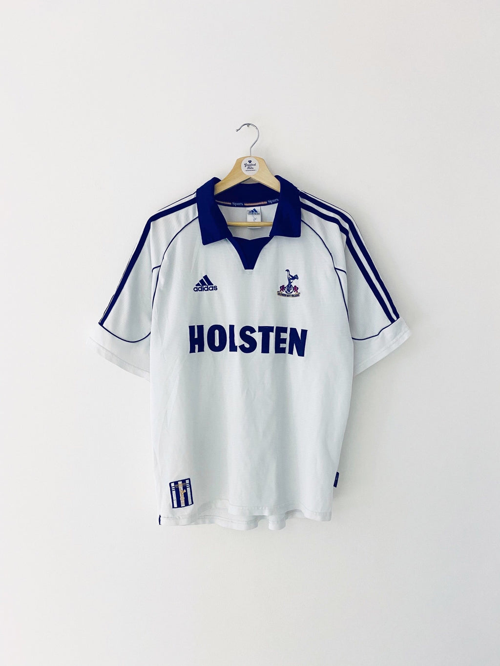 1999/01 Tottenham Home Shirt (L) 8/10