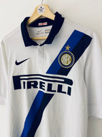 2011/12 Inter Milan Away Shirt (L) 9/10