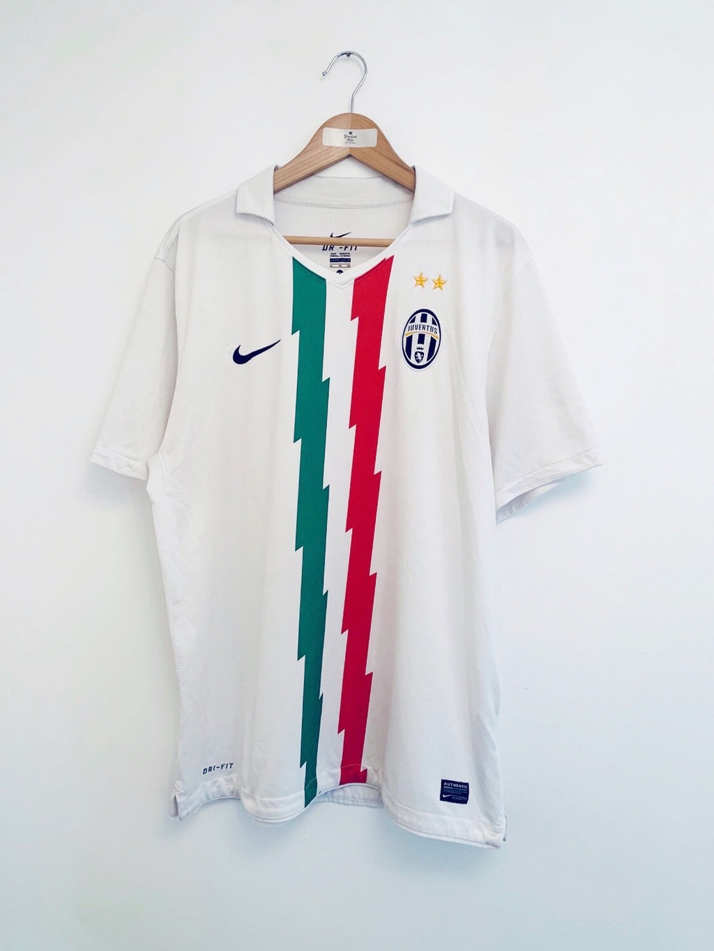 2010/12 Juventus Away Shirt (XL) 9/10