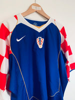 2004/06 Croatia Away Shirt (XXL) 9/10