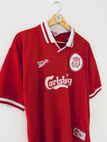 1996/98 Liverpool Home Shirt (L) 8.5/10