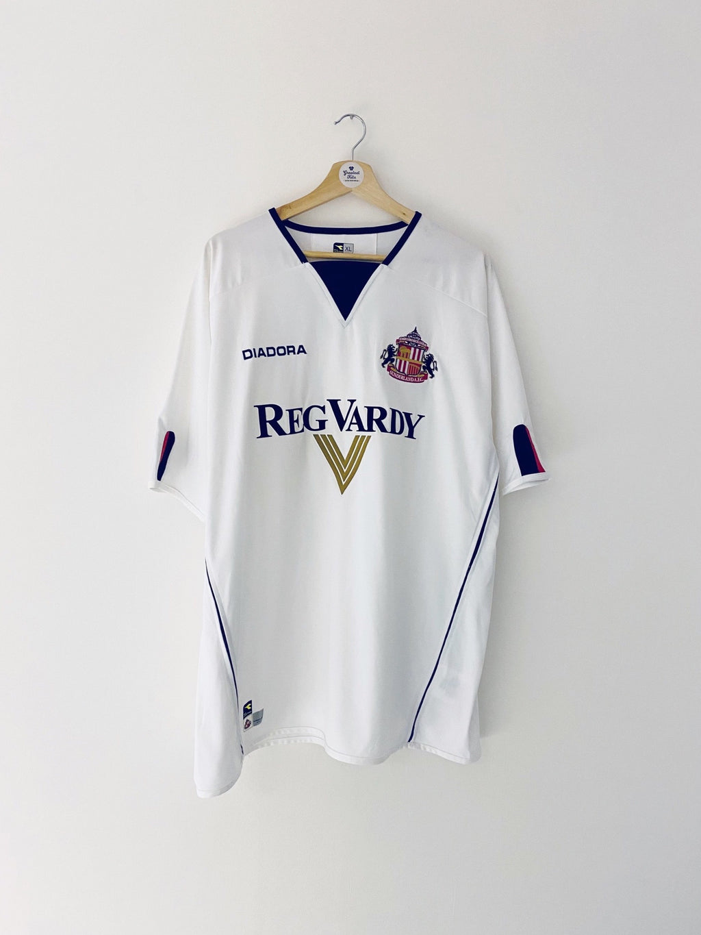 2004/05 Sunderland Away Shirt (XL) 9/10