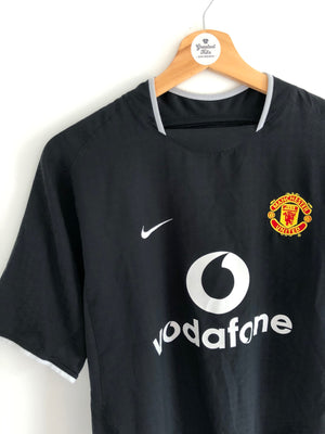 2003/05 Manchester United Away Shirt (S) 9/10