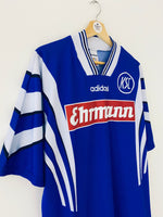 1996/97 Karlsruher SC Amateure Match Issue Home Shirt #2 (XL) 8.5/10