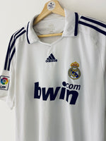 2008/09 Real Madrid Home Shirt (L) 8.5/10