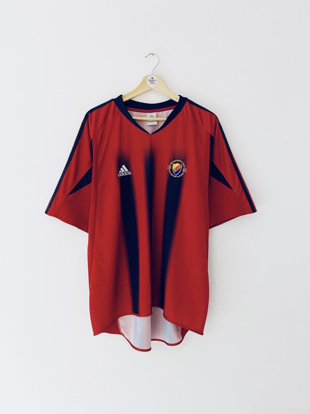 2004/05 Djurgardens Away Shirt (XL) 9/10