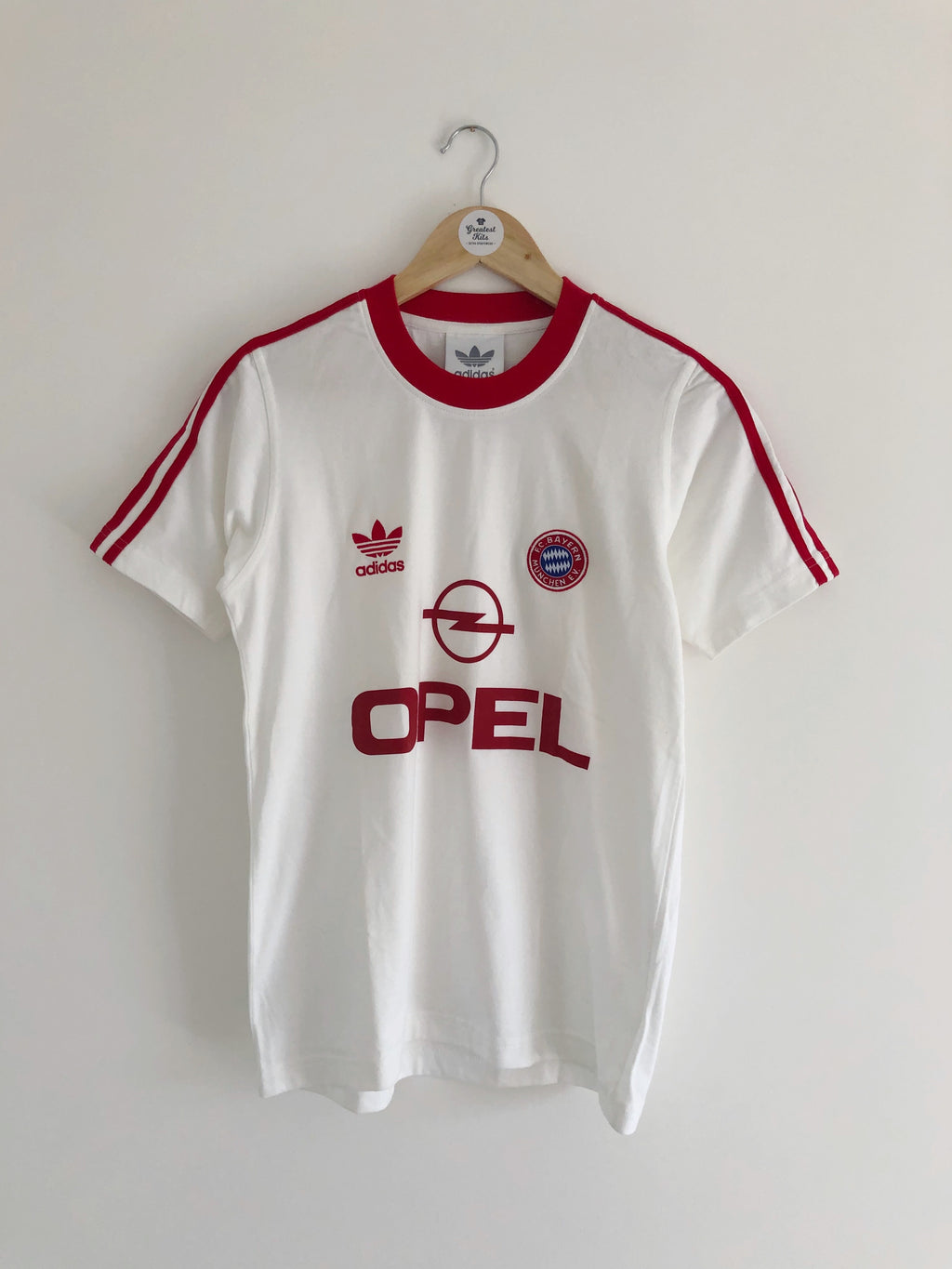 1989/91 Bayern Munich Training Shirt (S) 9.5/10