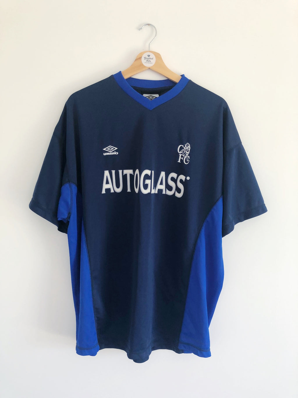 2000/01 Chelsea Training Shirt (XXL) 9.5/10