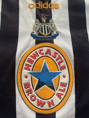 1997/99 Newcastle Home Shirt (XL) 7/10