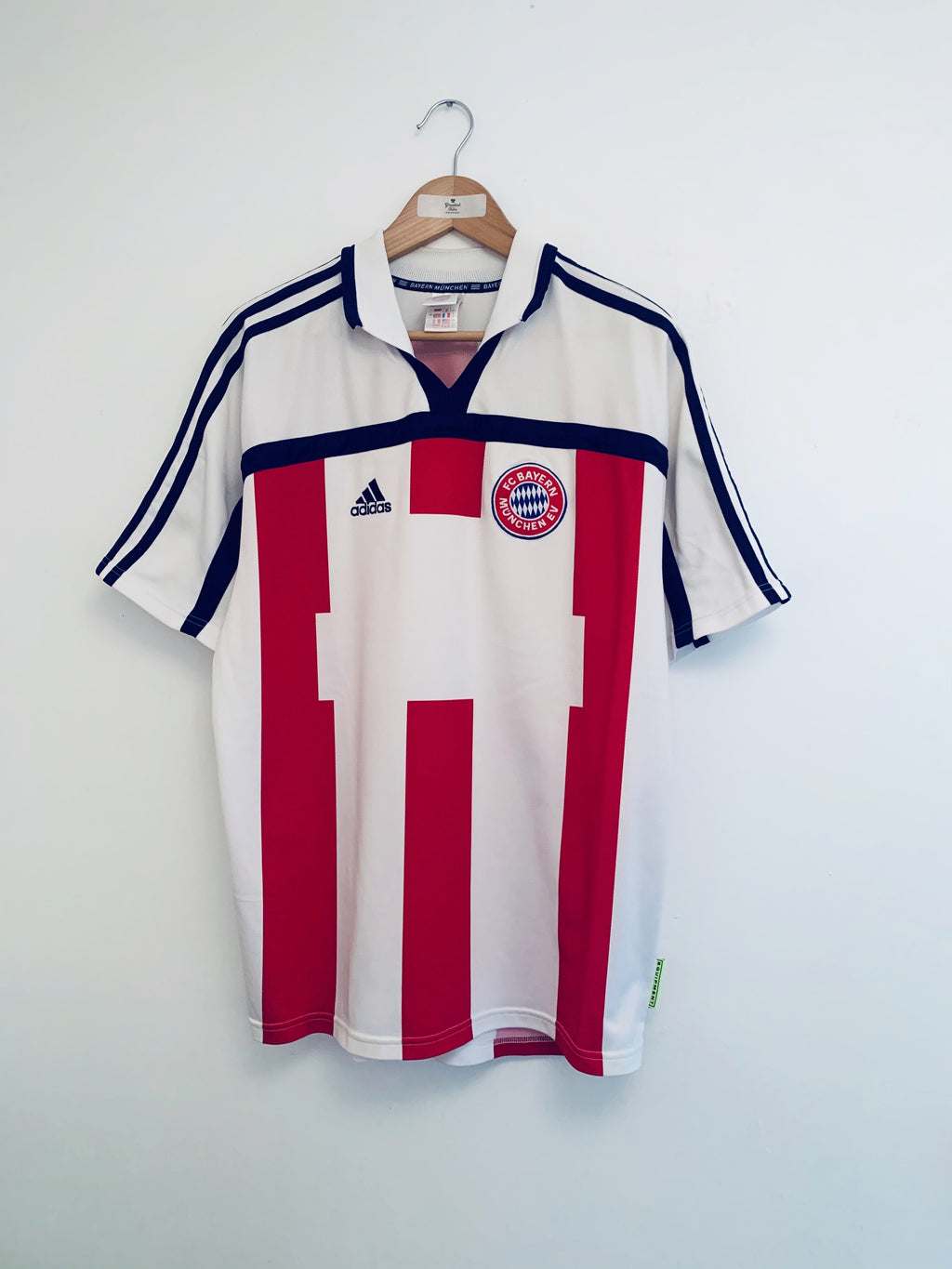 2000/01 Bayern Munich *Player Issue* Away Shirt (L) 8.5/10