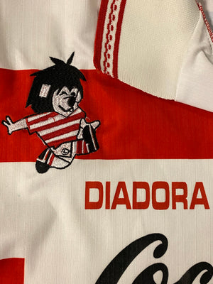 1997 Club Africain *Player Issue* Home Shirt #21 (M) 7.5/10