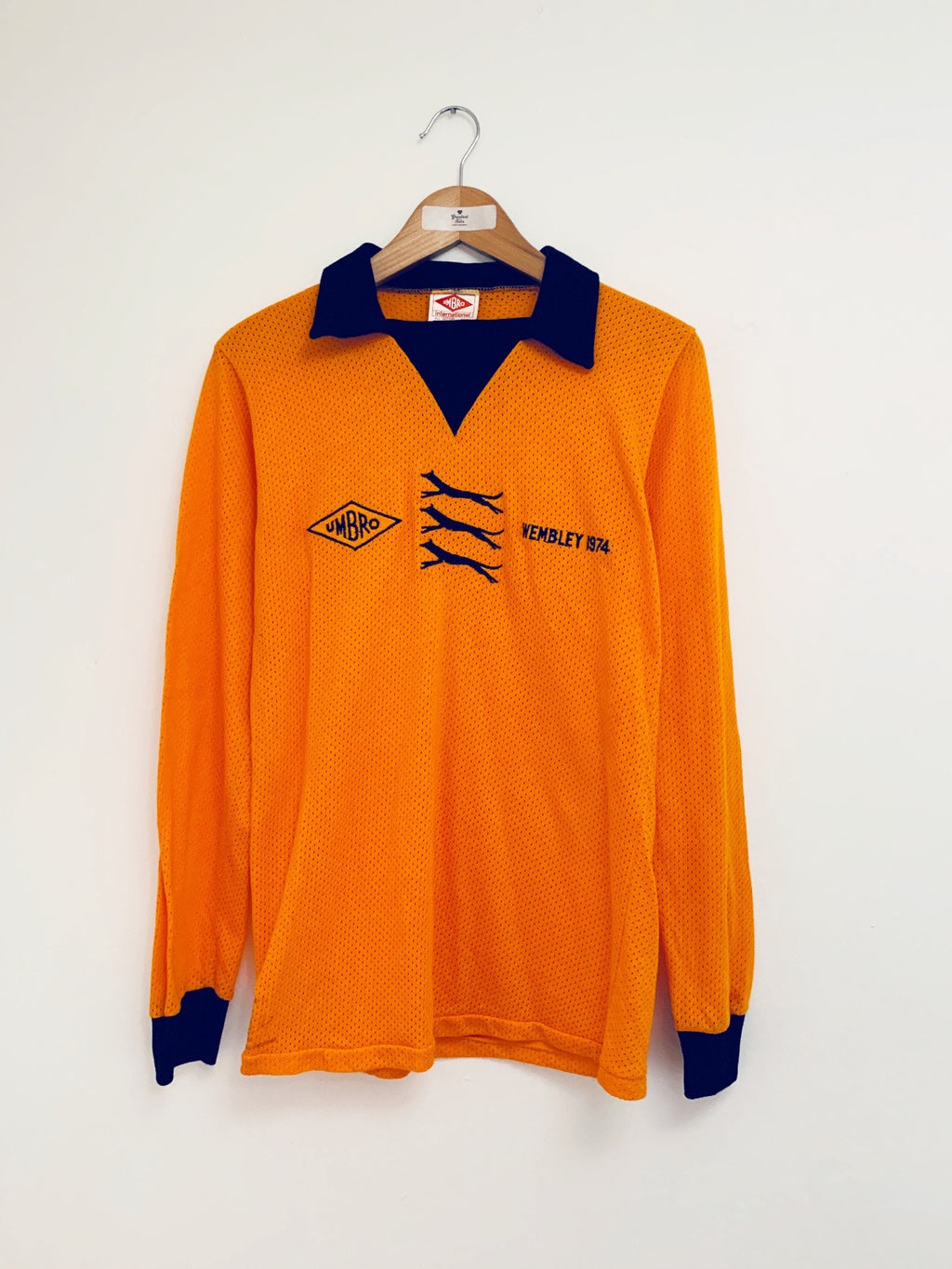 1974 Wolves Home L/S Shirt (M) 9/10