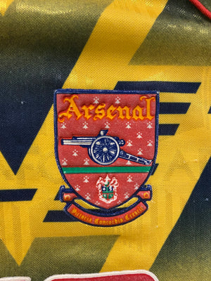 1991/93 Arsenal Away Shirt (S) 8/10
