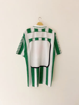 1994/95 Rapid Vienna Home Shirt (XL) 9/10