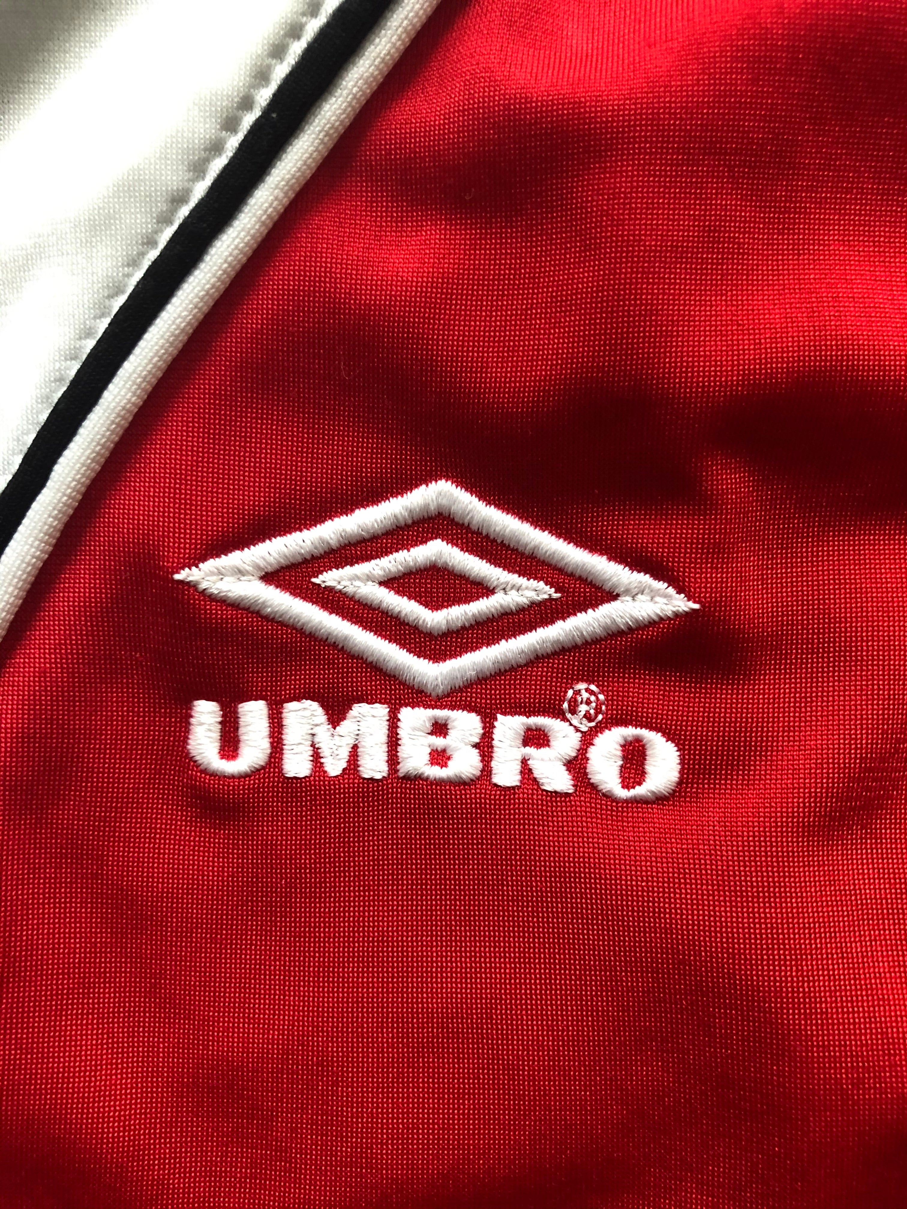 1999/00 Manchester United Track Jacket (Y) 8.5/10