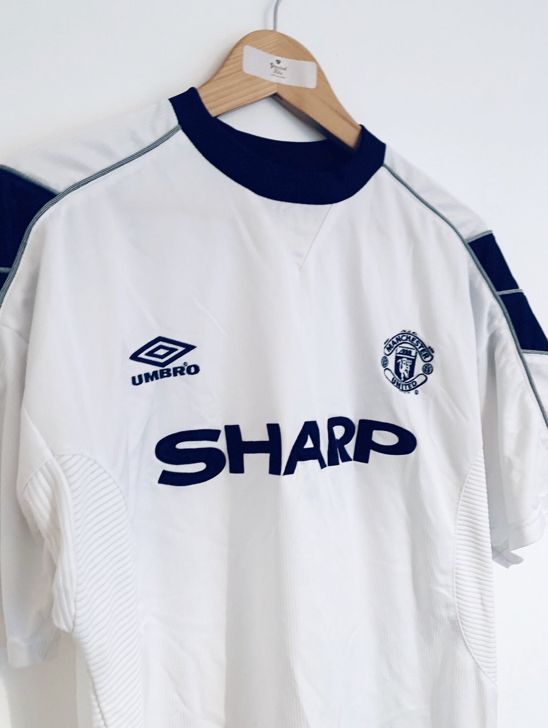 1999/00 Manchester United Third Shirt (M) 9/10
