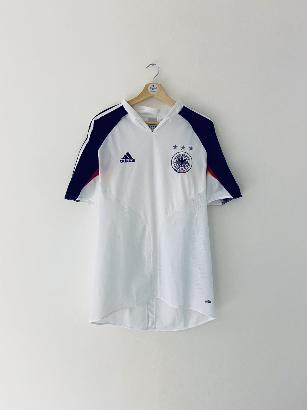 2004/05 Germany Home Shirt (M) 9/10