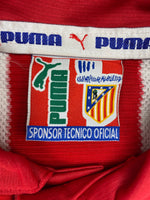 1997/98 Atletico Madrid Home Shirt (XL) 8.5/10