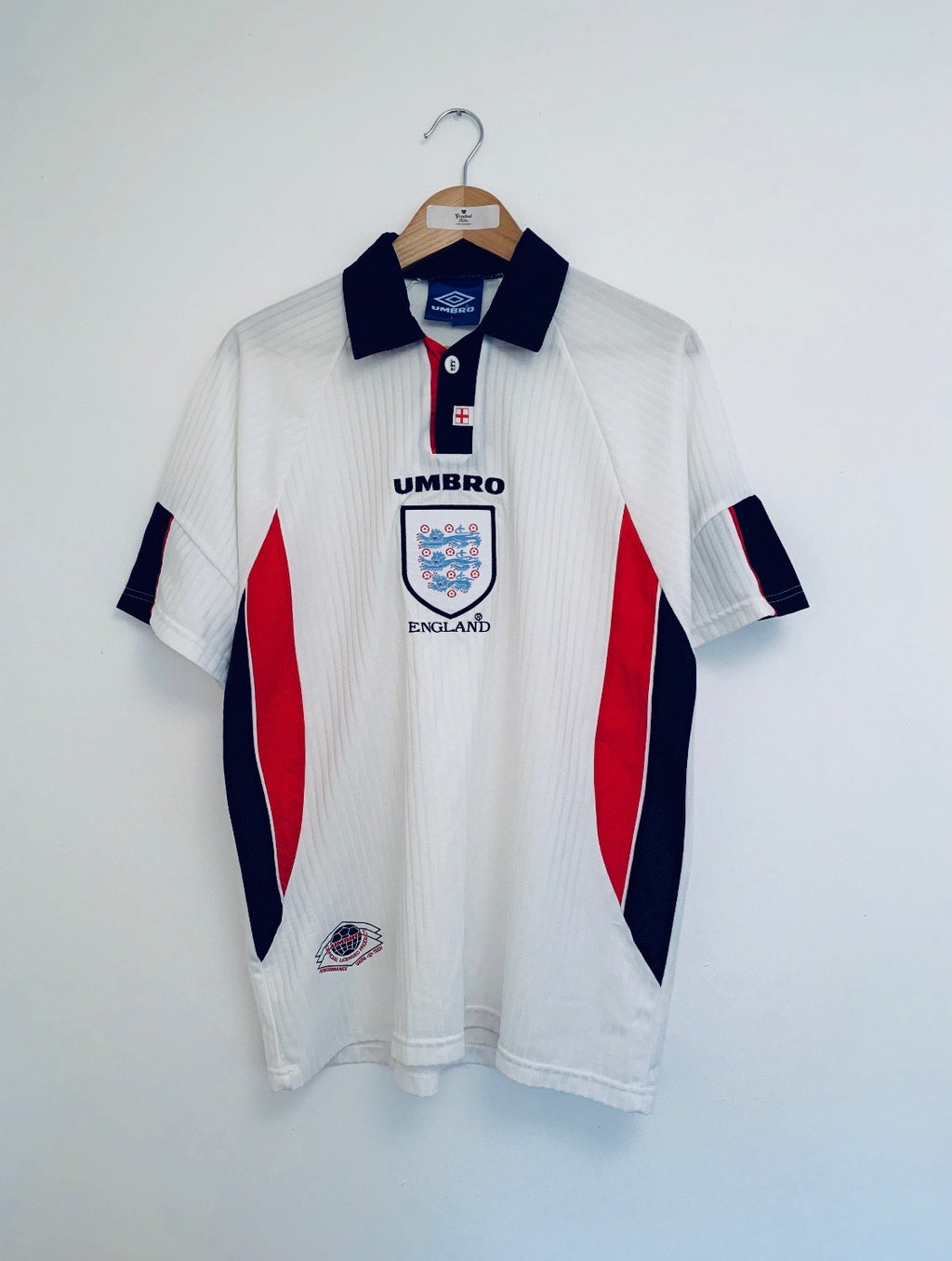 1997/99 England Home Shirt (L)