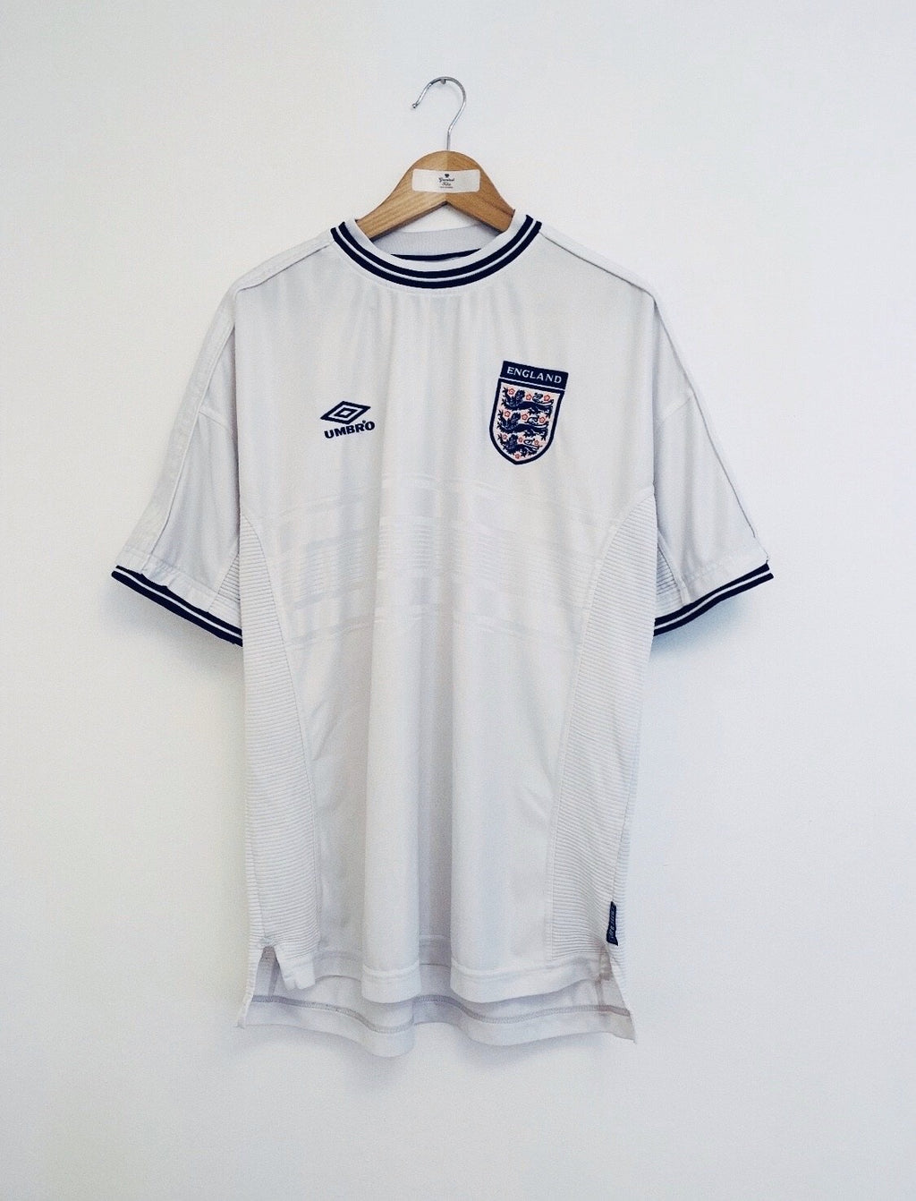 1999/01 England Home Shirt (XXL) 8.5/10