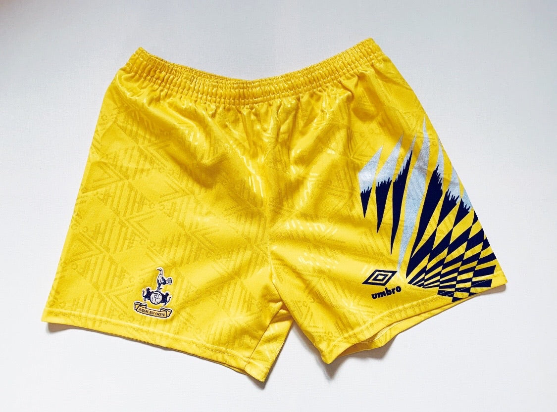 1991/95 Tottenham Away Shorts (M) 7.5/10